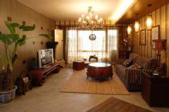 混搭风格设计案例混搭风格四居室