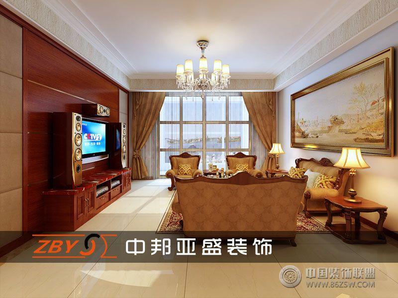 欧式装饰风格最适用于大面积房子