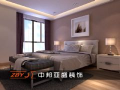 蓝蝶苑2现代风格三居室