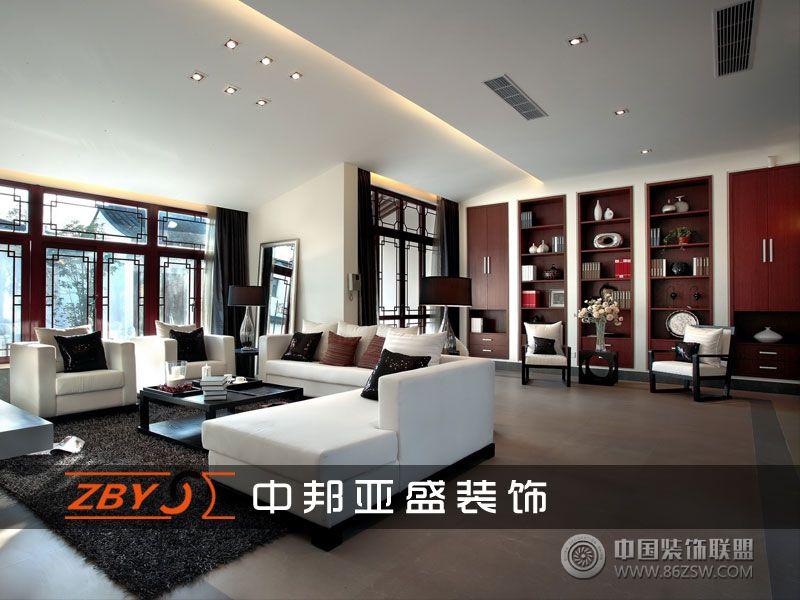 棠溪人家中式客厅装修图片