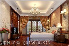 铂金汉宫古典风格大户型