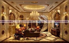 鹭湖宫古典欧式风格欧式风格别墅