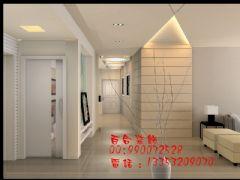 御景名都经典设计现代风格三居室