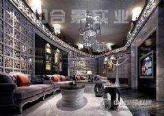 帝君国际酒店设计