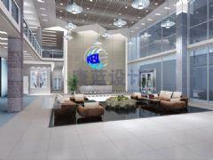 昆明市康捷公司办公楼装饰工程设计