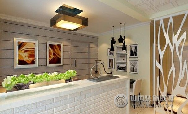 50平一居室小户型装修设计案例,设计太棒了!