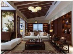 南区私房中式风格三居室
