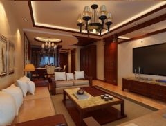 中式别墅中式风格别墅