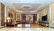 时代玫瑰设计案例美式风格四居室