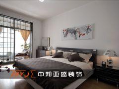 天鹅湖一号现代风格三居室