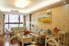 长江国际田园风格三居室