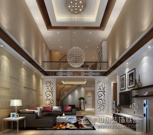 柏嘉半岛 -230平米-装修设计-客厅装修图片