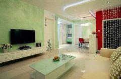 联韩花园 -三居室-130平米-装修设计现代风格小户型