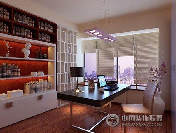 金叶岛 -三居室-134平米-装修设计_现代三居室小户型