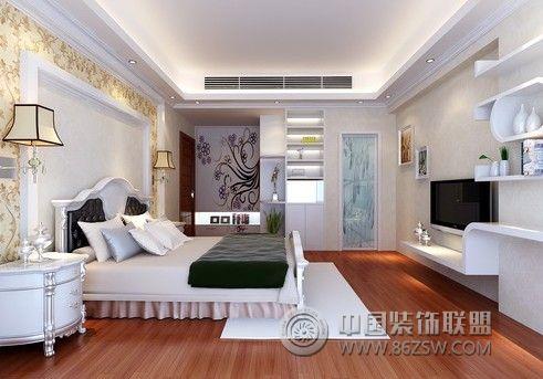 亿豪园欧式卧室装修图片