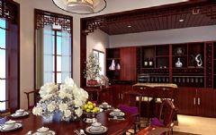 香緹假日別墅中式風格別墅