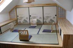 山伟学府花园二居室-60平米-装修设计简约风格小户型