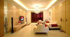 利华锦绣家园-三居室-118平米-装修设计现代风格小户型