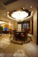 世纪豪园 实景现代风格四居室