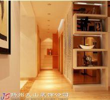 皇都曼城现代风格三居室