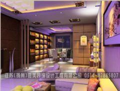 现代中式 锦绣家园现代风格四居室