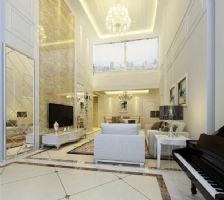 香域半山客厅欧式风格二居室