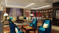 新装饰主义风格古典风格三居室