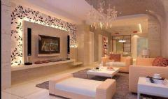 香洲晓筑现代风格小户型