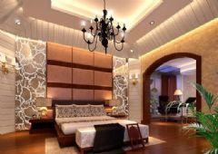 金成云庭美式风格三居室
