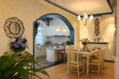 地中海地中海风格三居室