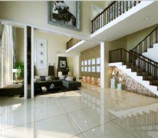 海亮御俯-三居室-228平米-装修设计现代风格大户型