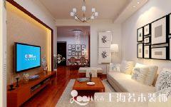 熔安家园中式风格三居室