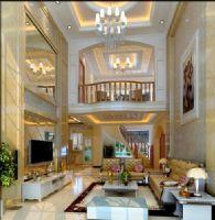 中意宝地现代风格三居室