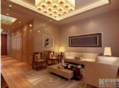 维多利亚现代风格三居室