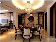 白洋名筑现代风格三居室