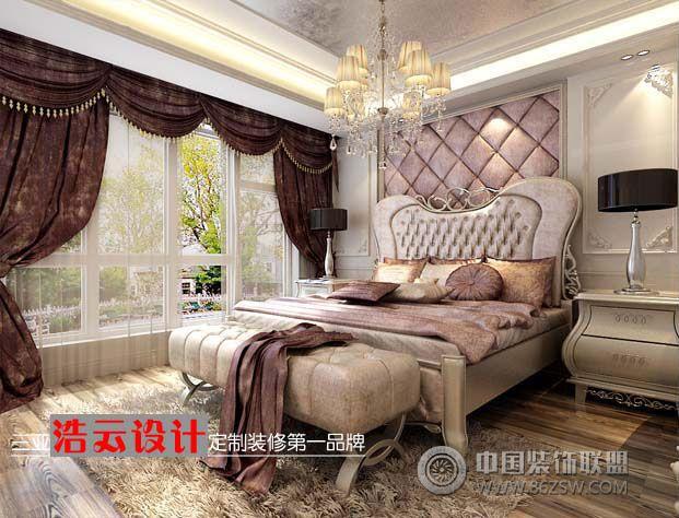 清水湾2整套大图展示_欧式别墅装修效果图