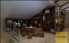 九龙新村现代风格四居室