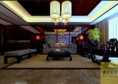 东苑现代风格三居室