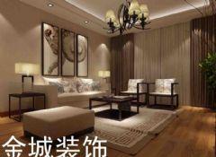 泉山湖古典风格三居室