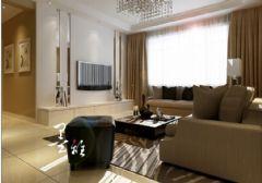 山南印象3室2厅混搭风格小户型