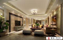 龙湾国际8栋古典风格大户型