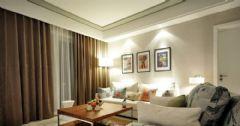 保利拉菲现代风格二居室