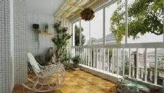 翡翠岛案例古典风格四居室