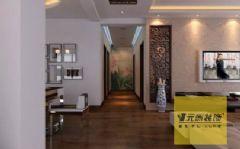 滨湖新城130平,新现代中式风格!中式风格三居室