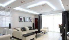 尚城新界现代风格三居室