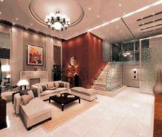 复式楼装饰设计案例古典风格三居室