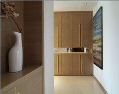 水岸星城现代风格二居室