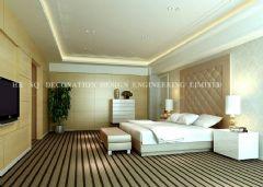 丽水花庭欧式风格三居室