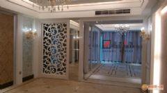 瀚林印象现代风格三居室