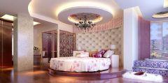 兴龙国际城现代风格四居室